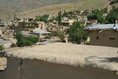 نمایی از روستای خُرّمکوه بخش عمارلو شهرستان رودبار استان گیلان